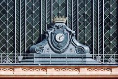 Facade of Atocha Railway Station, Madrid Stock Photography