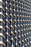 Facade av byggnad Arkivfoton