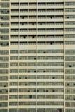 Facade av byggnad Fotografering för Bildbyråer