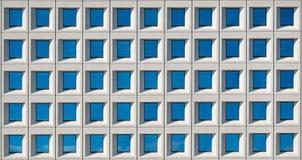 Facade background. Background shot of a building facade Royalty Free Stock Photos