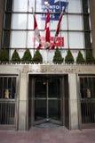 Facade of the bank of nova scotia Stock Photo