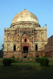 Facade of Bara Gumbad Royalty Free Stock Photo