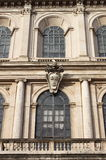 Facade of Barberini Palace in Rome Stock Photography