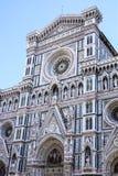 Facade of the Basilica of Saint Mary Royalty Free Stock Photos