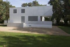 Facade Bauhaus settlement Royalty Free Stock Image