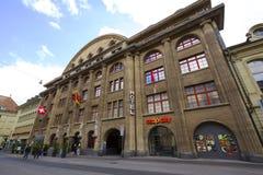 Facade of the Best Western Hotel Bern Stock Photo