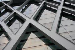 Facade of building. In Bangkok, Thailand Royalty Free Stock Image