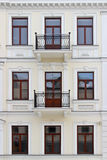 Facade of a building Royalty Free Stock Photography
