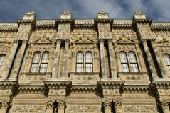 The facade of the building Royalty Free Stock Photography