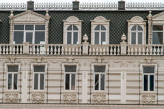 Facade of Building Royalty Free Stock Photography