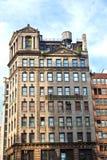Facade of  Buildings Royalty Free Stock Photo