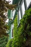 Facade of Butchard Gardens, Victoria, BC, Canada Royalty Free Stock Photo