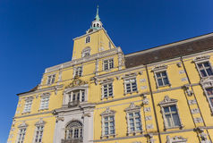 Facade of the castle of Oldenburg Stock Photography