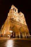 Athedral Notre Dame de Paris Stock Photography