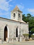 Las Tunas colonial city in Cuba royalty free stock image