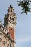 Facade - Chambre de Commerce - Lille - France (3) Royalty Free Stock Photos