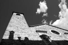 Church in Belluno Stock Photography