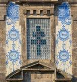 Facade of church, closeup Stock Photography