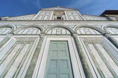Facade of Church Royalty Free Stock Photography