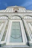 Facade of Church Stock Photos
