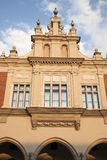 Facade of Cloth Hall; Krakow Royalty Free Stock Photography
