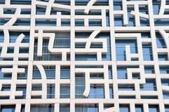 Facade of a contemporary building Royalty Free Stock Photography