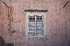 Facade in decay Stock Photos