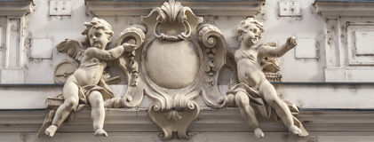 Facade decoration Stock Photos