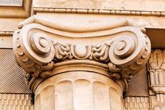 Facade details Stock Photos