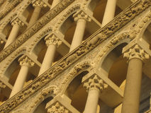 Facade of the Duomo Royalty Free Stock Photography