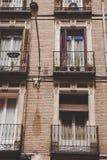 facade immagine stock