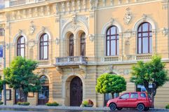 Arpad Hotel - Szarvas Royalty Free Stock Images