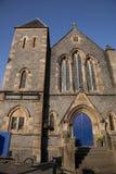 Facade of Former Church Stock Image