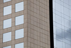 Free Facade Glass Windows Of A Building. Squared. Royalty Free Stock Photo - 51776085