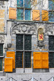 The facade of a historic building Royalty Free Stock Image