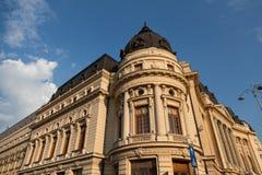Facade of historic building Stock Photos