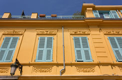 Facade of Historic Building Stock Images