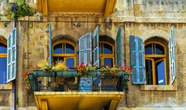 Facade Jaffa Israel Royalty Free Stock Image