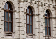 Facade of Kunsthistorisches Museum Royalty Free Stock Photography