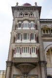 Facade of Maharaja's Palace in Mysore, Karnataka India Royalty Free Stock Photography