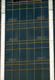 The facade of a modern building Stock Images