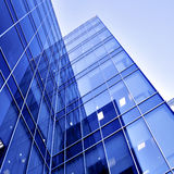 Facade of modern building Royalty Free Stock Photo