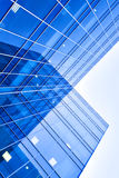 Facade of modern building Royalty Free Stock Images