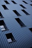Facade of a modern building Royalty Free Stock Photography
