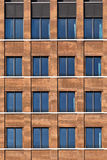 Facade of modern bulding Royalty Free Stock Photo