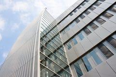 Facade of a modern office building Stock Photography