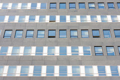 Facade of a modern office building Stock Photos