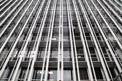 Facade of modern office building Stock Photo