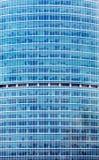 Facade of modern office center Royalty Free Stock Image