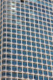 Facade of a modern office tower Stock Image